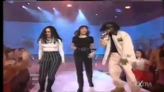 Ice MC Feat Alexia Megamix Live 1994 HD