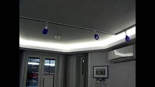 видео Светодиодное освещение Красноярск. LED светильники: для дома, трековые, офисные