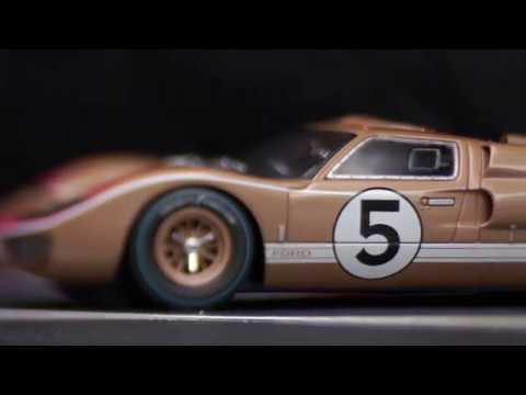 carrera digital 124 ford gt 40 mk ii youtube. Black Bedroom Furniture Sets. Home Design Ideas