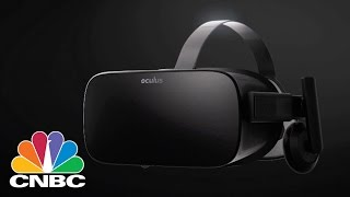Oculus Rift Launches As VR Market Heats Up | Tech Bet | CNBC