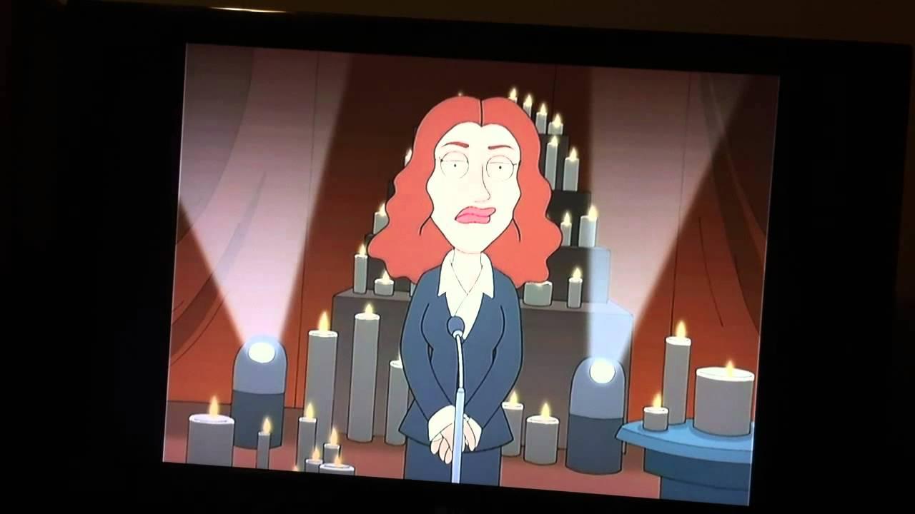 Family Guy Cutscenes Julia Roberts