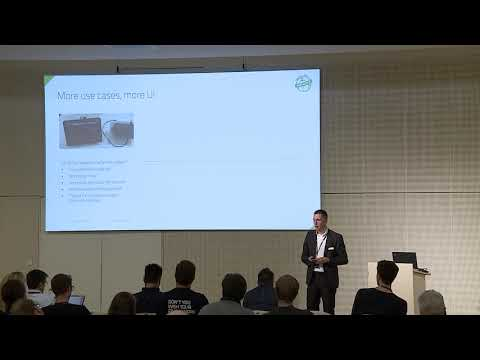 Qt in Automation by Michele Rossi, The Qt Company @QtWS18