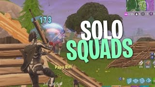 Solo Squads on PC with controller 😳 - Fortnite