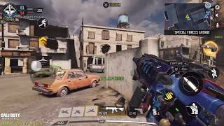 Call Of Duty Mobile | Hard Point | Crossfire