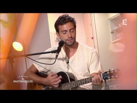 Cocoon en live dans La Maison des Maternelles - I can't wait
