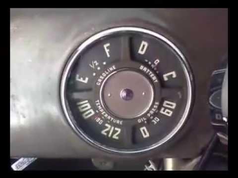 chevy gauges youtube1951 Chevy Fleetline Wiring Diagram #21