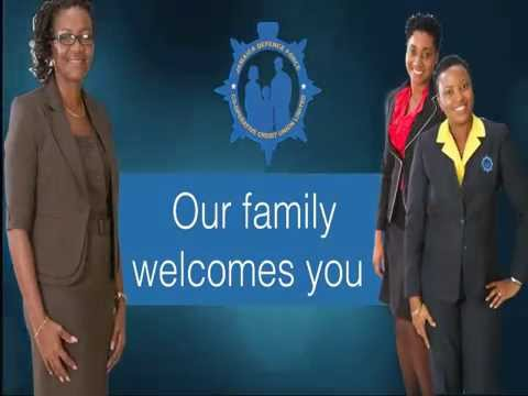 Welcome to the Jamaica Defence Force Credit Union