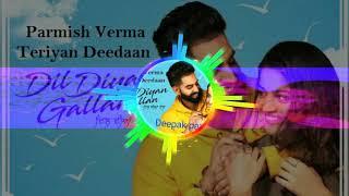Teriyaan Deedaan | new panjabi dj song 2019 | dj song | deepak patel