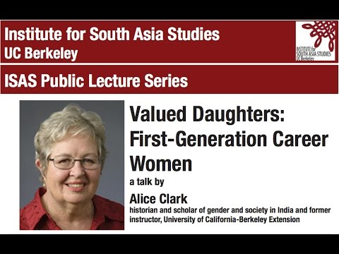 Alice Clark | Valued Daughters: First-Generation Career Women