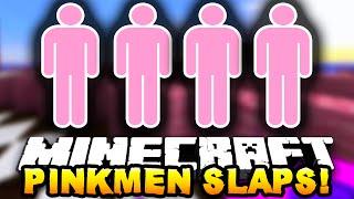 Minecraft PINK MEN SLAPPING EACHOTHER! #1 w/ PrestonPlayz, JeromeASF & Choco