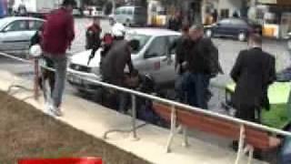 Antalya'da Emniyet Müdürü böyle vuruldu - Gazete32