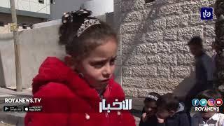 أطفال غزة يشاركون في الاحتجاجات الفلسطينية ضد السياسة الأمريكية - (28-2-2018)