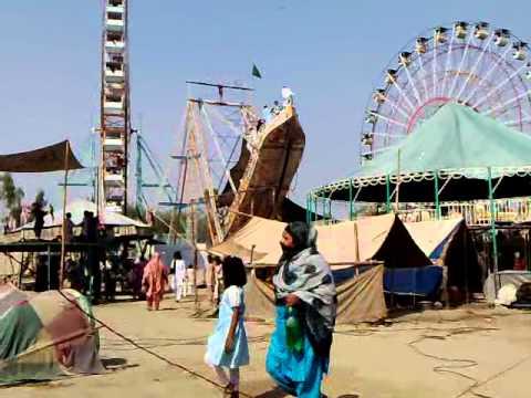 Ranmal Sharif Festival | Fair (Maila), District Mandi Bhawal Din, Pakistan | Part 2/2