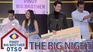 Lie & Fumiya - 6th & 5th Big Placer | Pinoy Big Brother OTSO Big Night