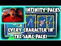PACK OPENING - UNLOCKING EVERY CHARACTER IN THE GAME - Plants vs. Zombies Garden Warfare 2