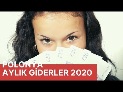 📢 Polonya Aylık Masraf 2020 - 3000 PLN'ye Gecinilir Mi?