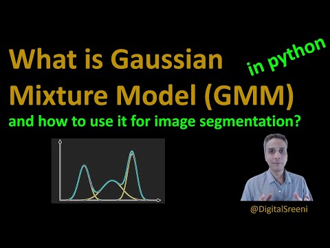 52 - What Is GMM And How To Use It For Image Segmentation?