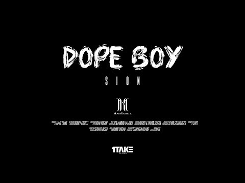 SION - DOPE BOY [Official 4K Video]
