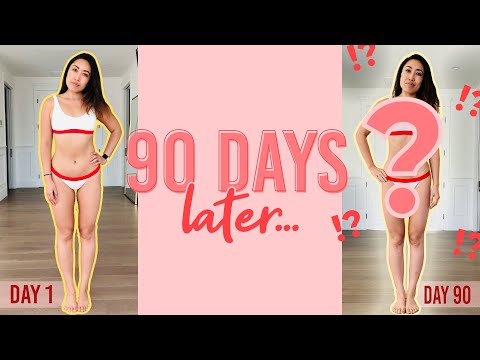How I lost 17.5 pounds in 12 Weeks | My 90 Day Journey