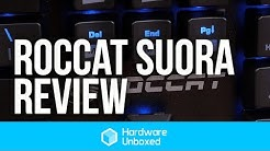 Roccat Suora Mechanical Gaming Keyboard Review