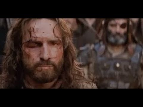 Antichrist symbolism in Passion of Christ movie: The one eyed idol shepherd, the Antichrist!