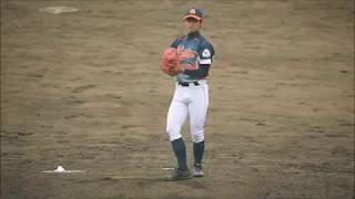 2017/06/27 福岡教育大・遠藤龍之介投手