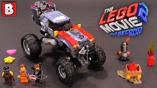 Emmet and Lucy's Escape Buggy! LEGO Movie 2 Set Review 70829