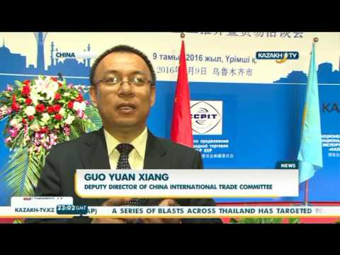 Kazakhstan, China strengthening trade-economic cooperation - Kazakh TV