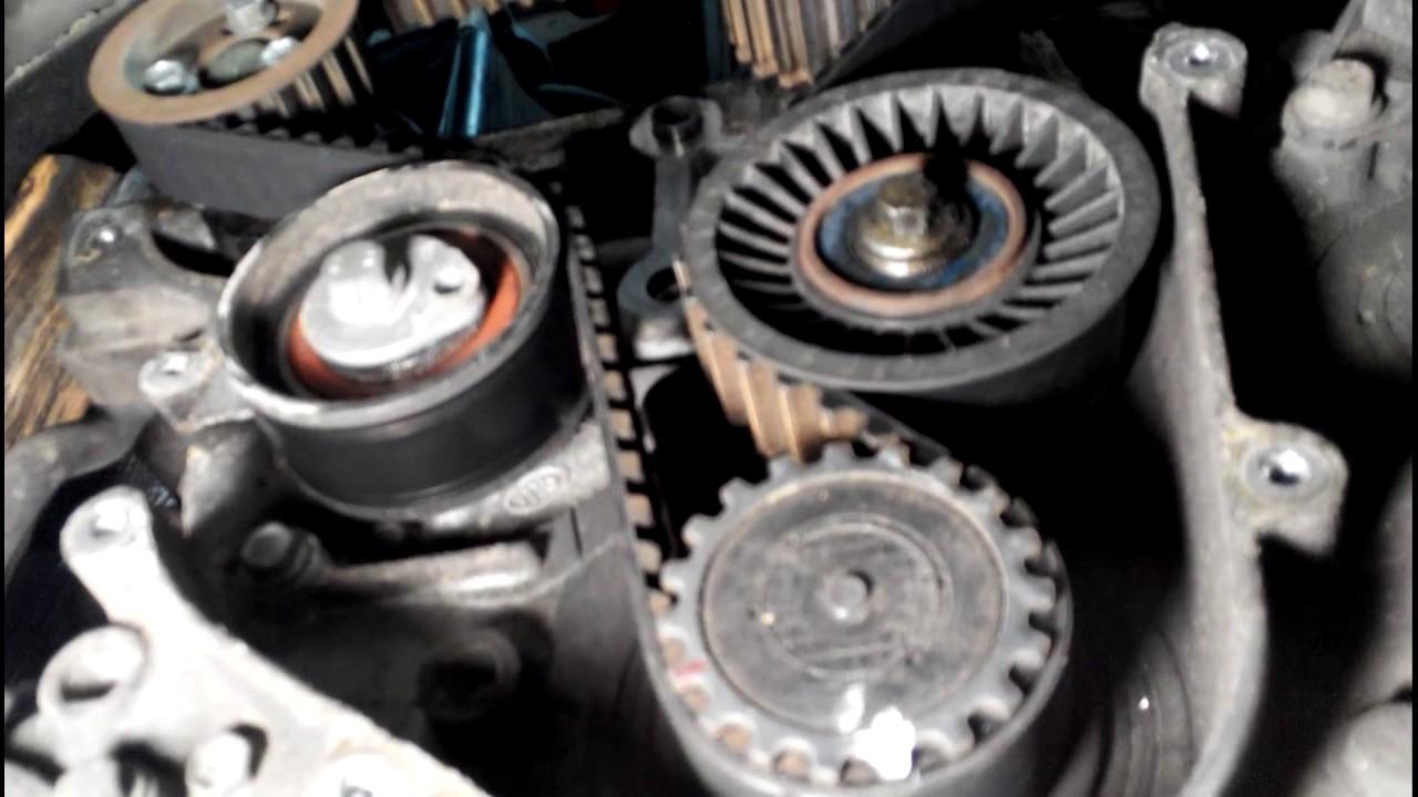 замена ГРМ Renault Master 2.2DCI (G9T), 2.5DCI (G9U)