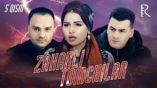 Zaharli tomchilar (o'zbek serial) | Захарли томчилар (узбек сериал) 5-qism