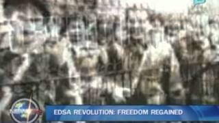 EDSA Revolution: Freedom regained