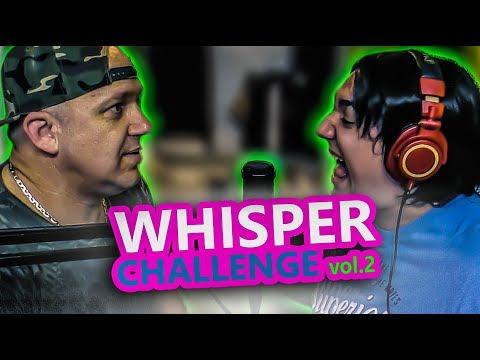 WHISPER CHALLENGE SA CALETOM vol.2 !
