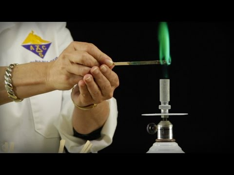 """A Safer """"Rainbow Flame"""" Demo for the Classroom"""