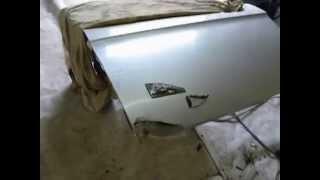 ремонт дверей газ 31105