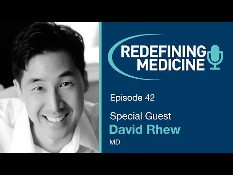 Dr. David Rhew Evaluates Applications of Technology in Healthcare ...