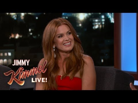 Isla Fisher on Jeremy Renner's Accident on Set