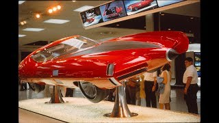 RARE Super 8mm footage of the General Motors Futurama from the New York World's Fair 1964-65