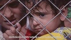 Punainen Risti on valmis auttamaan Irakissa