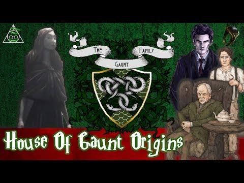 The Sacred 28: House Of Gaunt Origins