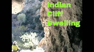 Superstition Wilderness Hike to Rogers Canyon Indian cliff dwellings - Tonto National Forest