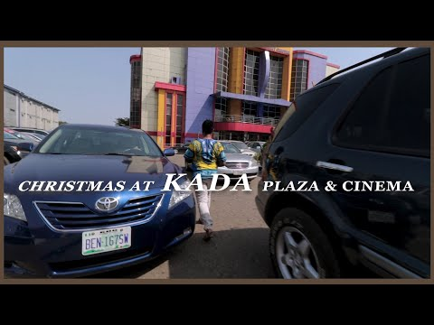 CHRISTMAS AT KADA PLAZA & CINEMA, THE FIRST CINEMA IN BENIN CITY.