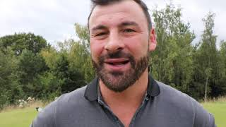 'NO CHANCE OF A COMEBACK! - WHAT'S THE POINT? - I'VE DONE IT ALL' - JOE CALZAGHE ON FUTURE IN BOXING