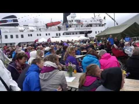 NRK Sommerbåten på Brekstad