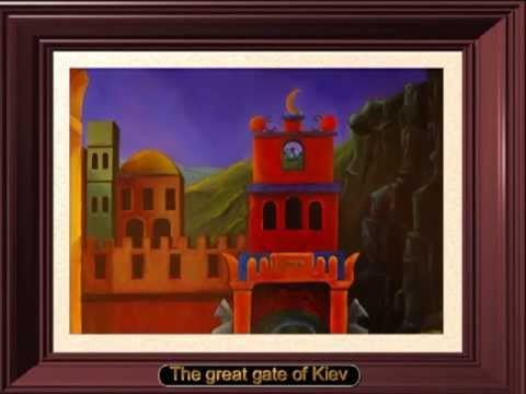 Mussorgsky: Pictures at an exhibition ( Full ) - BPO / Karajan*
