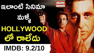 The Godfather Part 1 Movie Explained In Telugu   Philosophy, Story and Hidden details   FilmyGeeks Thumb