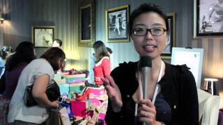CozyCot Beauty Forum 2012 - Star Avenue Interview Segment Thumbnail