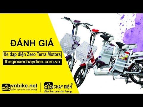 Đánh giá xe đạp điện Zero Terra Motors