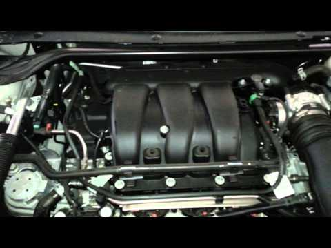 2013 Ford Taurus Limited Sedan - Duratec 35 3.5L V6 Engine Idling After Oil Change & Filter