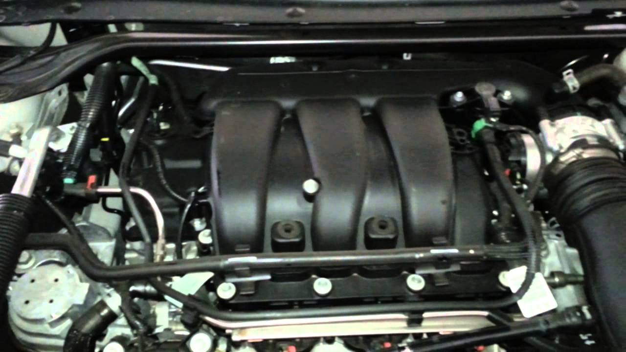 medium resolution of 2013 ford taurus limited sedan duratec 35 3 5l v6 engine idling rh youtube com 2002 ford taurus 3 0 engine diagram 3 8l v6 engine diagram