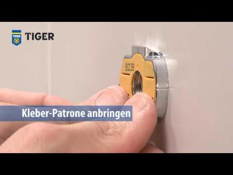 Tiger Ontario Spiegel : Tigerfix klebesystem für tiger badaccessoires youtube